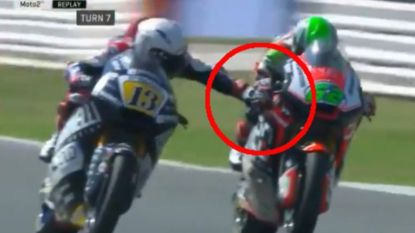 Italiaanse motorcoureur krijgt herkansing na berucht remincident