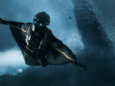 De stormachtige actie van 'Battlefield 2042'.