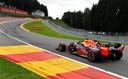 De Grand Prix op het circuit van Spa-Francorchamps werd vorig jaar verreden zonder fans.