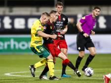 Volendam blijft koploper, Excelsior wint bij ADO en Ajax geeft voor 45ste keer op rij goal weg