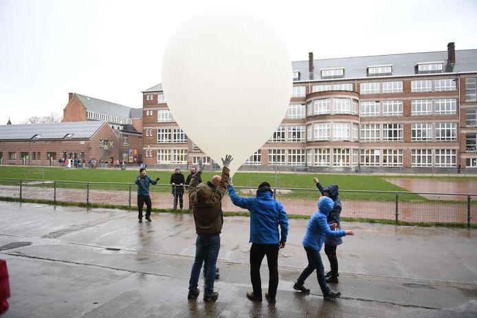 Het Heilig Hartinstituut in Heverlee is één van de veertien scholen die deel uitmaken van de nieuwe scholengemeenschap Archipel.