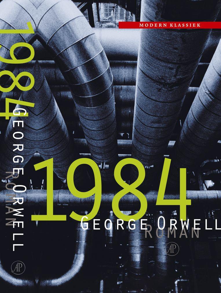 1984, George Orwell.  Beeld rv