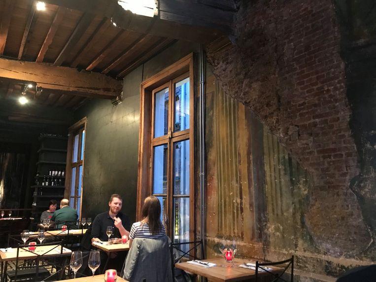 Interieur Pasta-Hippo-Vino.