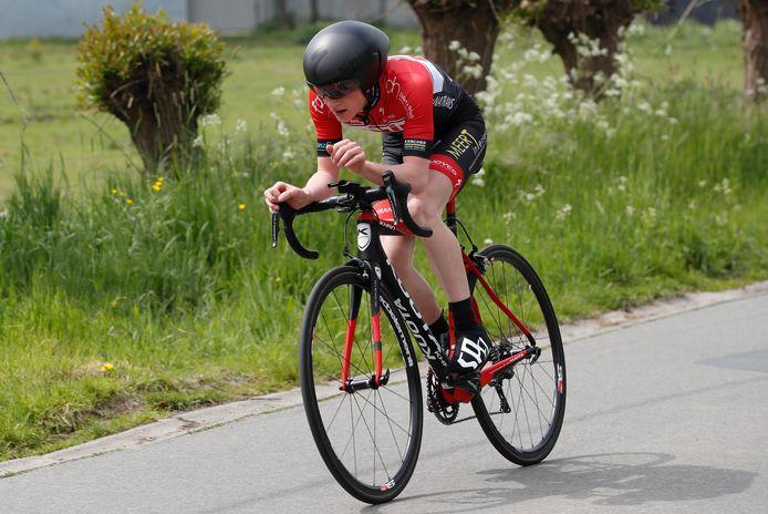 Cedric Van Raemdonck stapt volgend seizoen over naar Lotto-Soudal U23.