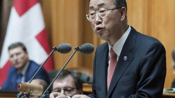 Ban Ki-Moon noemt film walgelijk en roept op tot kalmte