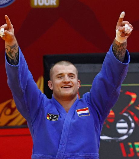 Goud voor Nederlander Korrel op Grand Slam van Tel Aviv