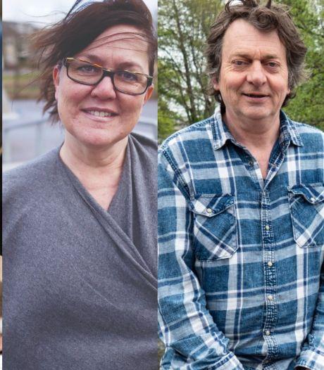 In hun eigen stad bemoeien ze zich intens met de politiek, maar wat stemmen lokale politici morgen?