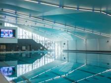 Timelapse bouw zwem- en sportcomplex Amerena