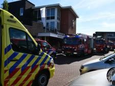 Medewerkster gewond na brand bij gezondheidscentrum in Vroomshoop