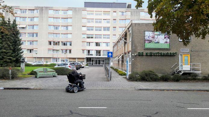De Kievitshorst in Tilburg-West.