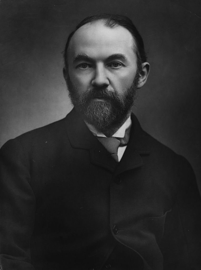 Thomas Hardy (1840 - 1928) Beeld Getty Images