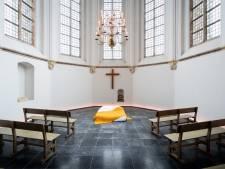 Slapen in een kerk: het kan in Geertruidenberg, mét dikke matrassen en een douche