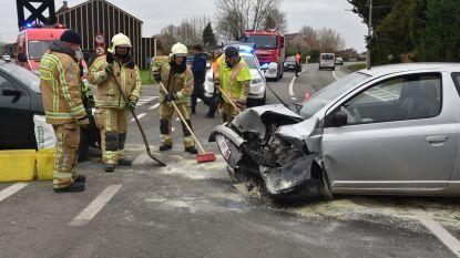 Twee gewonden bij zware klap op Paepestraat