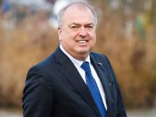 Lage misdaadcijfers geven burgemeester Van der Velden een goed gevoel