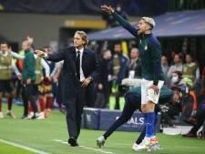"""Mancini trouverait """"étrange"""" que Jorginho ne gagne pas le Ballon d'Or"""