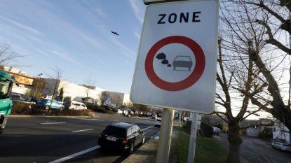 Aantal boetes in lage-emissiezone ruim gehalveerd