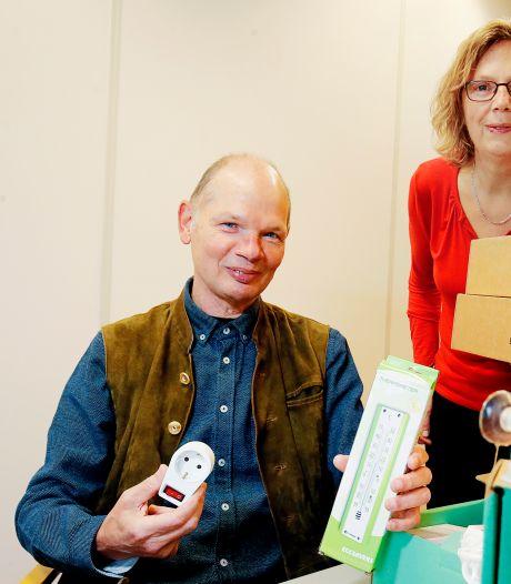 Sociale huurders liggen wakker om energiekosten: stormloop op gratis energiebox