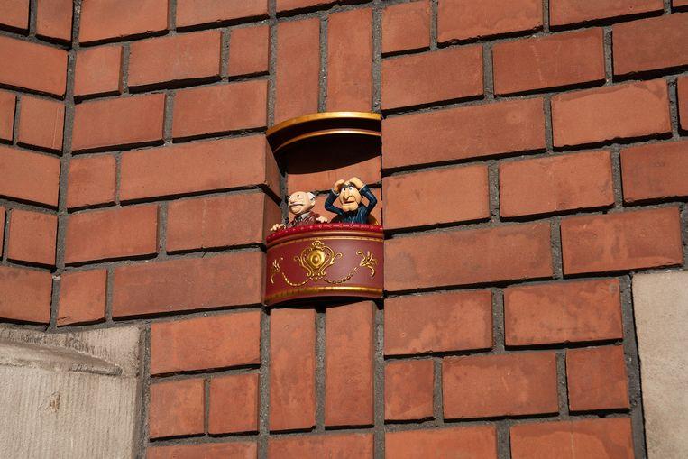 Stadsschouwburg Amsterdam, Leidseplein. Beeld Frankey