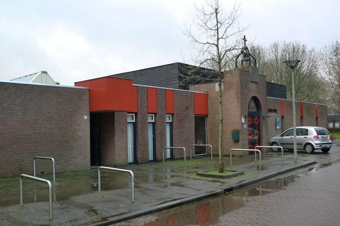Het gebouw De Goede Herder aan de Lindenburg gaat nog voor de zomer weer open.