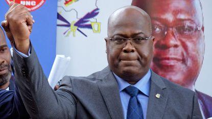 Rellen in Congo na winst van Tshisekedi bij presidentsverkiezingen: 4 doden