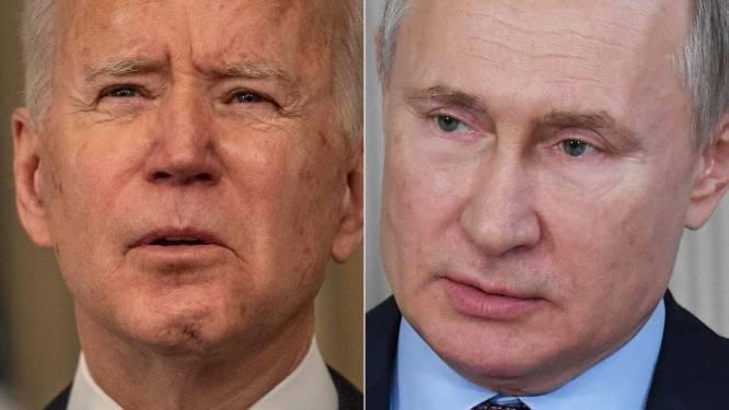 Top Poetin-Biden volgens Rusland afhankelijk van gedrag VS