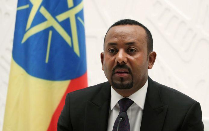 De Ethiopische premier Abiy Ahmed is de winnaar van de Nobelprijs voor de Vrede 2019.