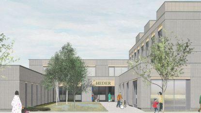 Sint Jozefinstituut stelt nieuwbouw voor aan nieuwe buren in Ekeren
