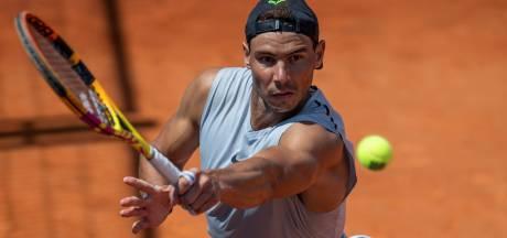 """Rafael Nadal: """"Le report d'une semaine de Roland-Garros ne change pas grand-chose"""""""