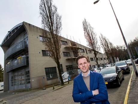 Belegger verdringt woningkoper in Eindhovense binnenstad