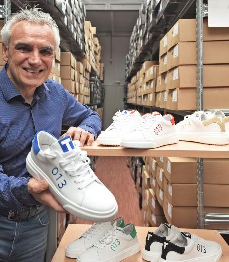 Veel belangstelling, dus komen de eerste vijfhonderd paar 013-sneakers eraan: 'En een carnavalsvariant'