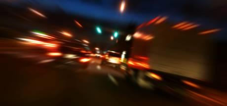 Fransman rijdt onder invloed en met pepperpspray en duizenden euro's over A4 bij Bergen op Zoom
