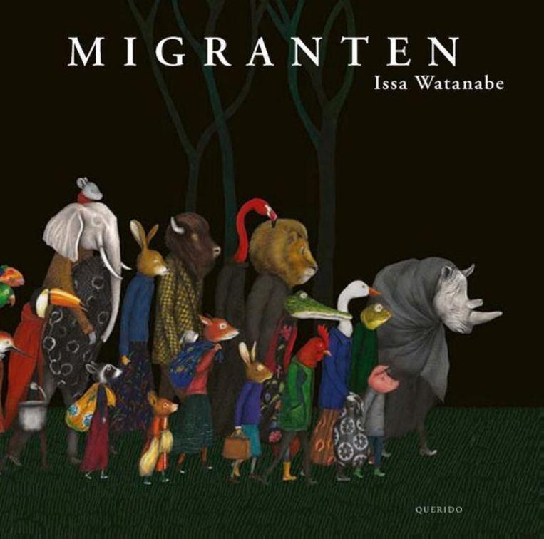 Issa Watanabe – Migranten. Beeld rv