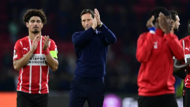 PSV heeft voldoende opties tegen Feyenoord: 'Vijf keer wisselen, dat is ook een groot voordeel'