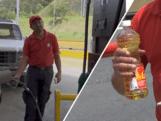 Tankstations Venezuela accepteren levensmiddelen voor volle tank