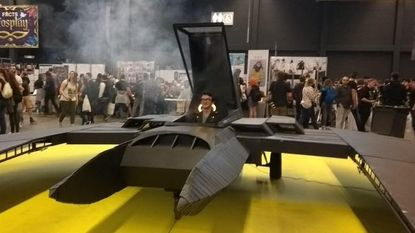 Game of Thrones-acteur kruipt in Batwing VTI Deinze