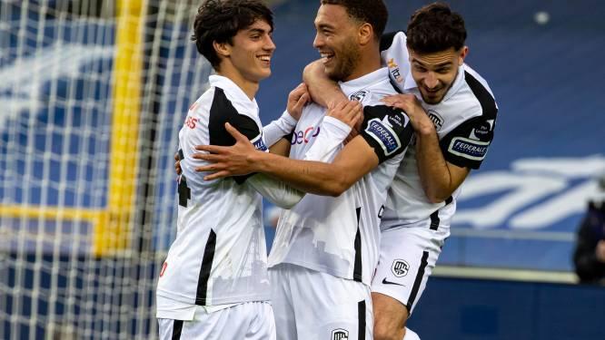 Racing Genk sluit ijzersterke play-offs af met prestigewinst tegen kampioen Club Brugge