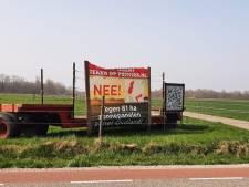 Het lijkt nu echt van de baan: geen zonnepanelen op het Oudland in Steenbergen