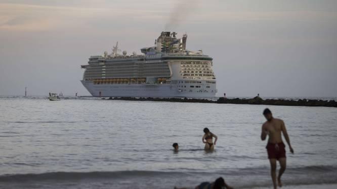 Eerste cruiseschip vanuit VS uitgevaren sinds begin pandemie