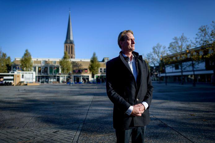 """Makelaar Niels Versteeg stopt uit teleurstelling en frustratie als voortrekker bij de plannen binnenstad: """"Misschien wordt het nog wat, maar zonder mij."""""""