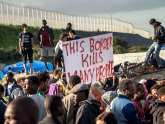 Vluchteling verpletterd door paletten in truck in Calais
