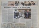 Het artikel over Gerard Sanderink in De Ondernemer van 19 oktober 2004. De vriendin waar Sanderink in de kop op doelt is Brigitte van Egten, inmiddels zijn ex-vriendin, met wie hij een verbeten strijd in de rechtbank voert.