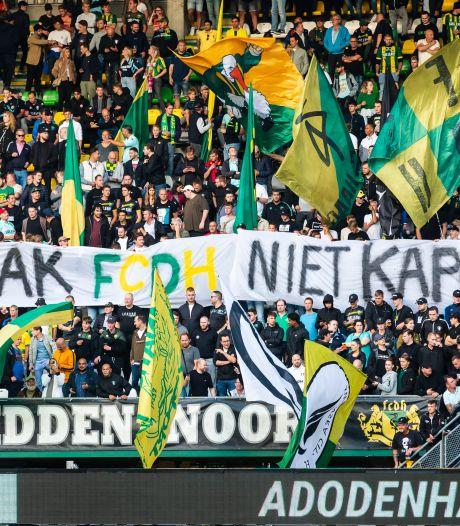 ADO-supporters zijn het zat en eisen vertrek van volledige top van Haagse club