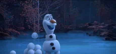 """Le sympathique Olaf de """"La Reine des Neiges"""" pour égayer votre confinement"""