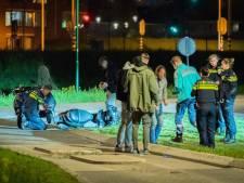 Scooterrijder in Houten ziet bussluis over het hoofd en raakt ernstig gewond bij val