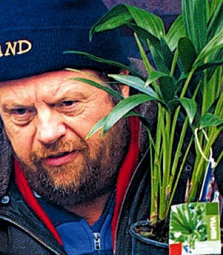 Stelend ex-raadslid duikt plots op voor gratis plant