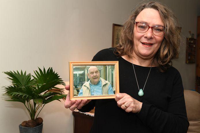 Anja Deen-Disveld, over haar overleden vader Theo: ,,Mijn vader had ook dat zorgzame.''