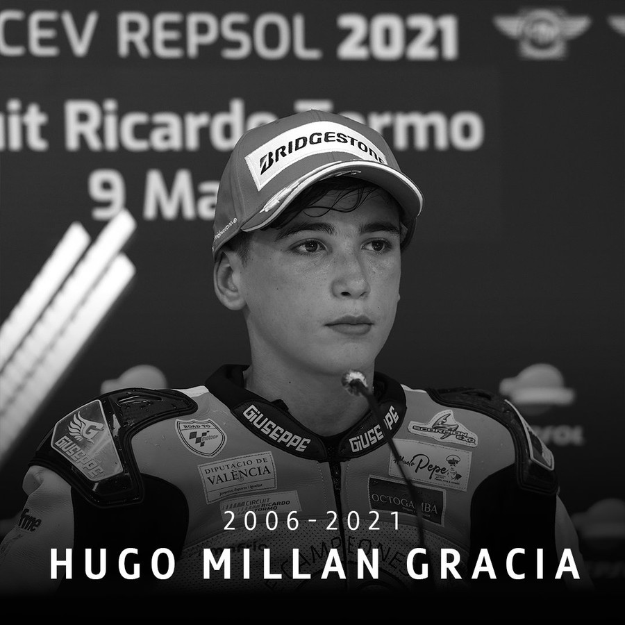Hugo Millan a perdu la vie en pleine course