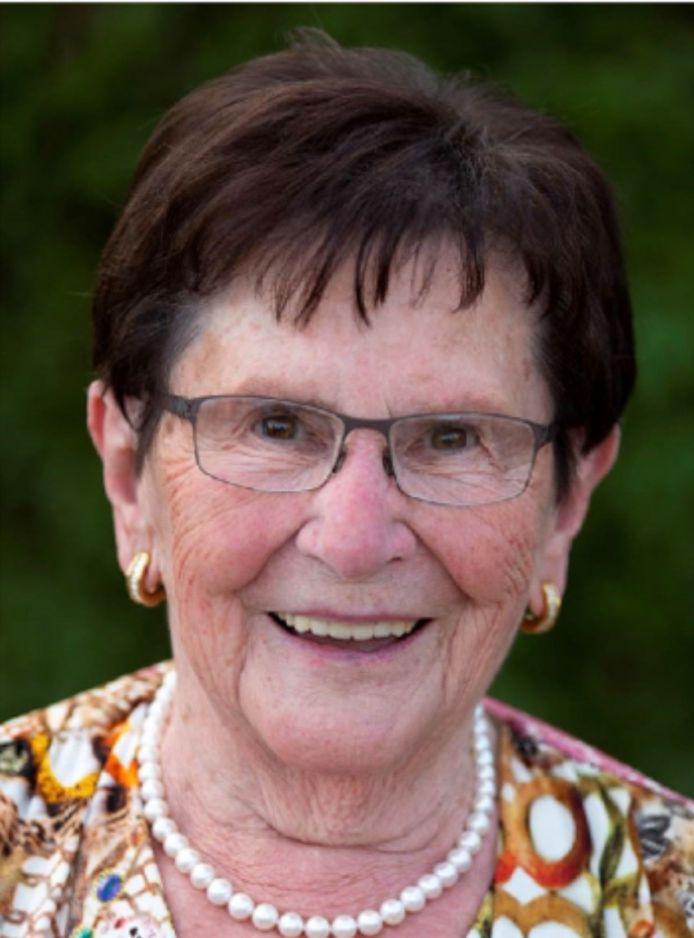 Liza Bonhomme werd 92 jaar
