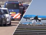 Boetes voor vliegtuigspotters bij Schiphol