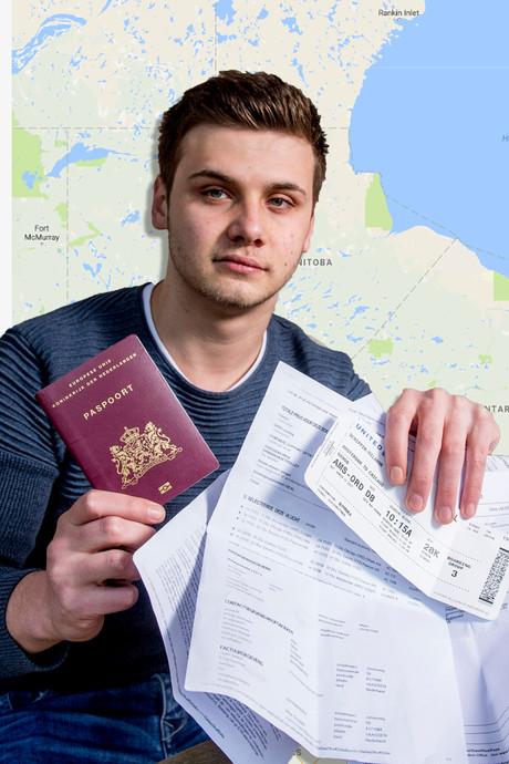 Foutje: Milan wil naar Australië, maar landt in het verkeerde Sydney
